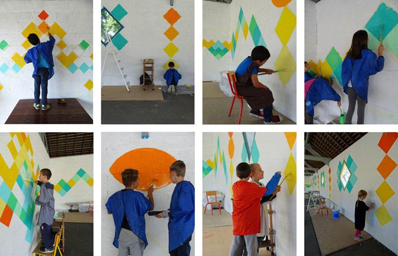 ... Site De Marine Bouilloud Peintures Murales For Types De Peintures  Murales ...